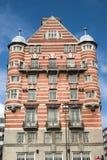 λευκό αστεριών οικοδόμησης Στοκ φωτογραφίες με δικαίωμα ελεύθερης χρήσης