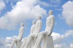 λευκό ατόμων στοκ φωτογραφία με δικαίωμα ελεύθερης χρήσης