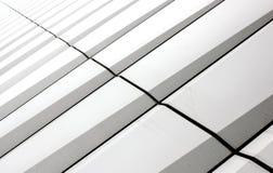 λευκό γραμμών Στοκ φωτογραφία με δικαίωμα ελεύθερης χρήσης