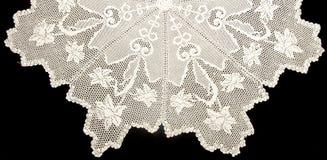 λευκό δαντελλών Στοκ φωτογραφίες με δικαίωμα ελεύθερης χρήσης