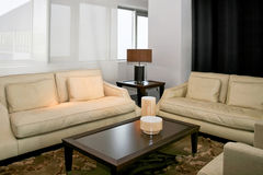 λευκό δωματίων στοκ φωτογραφία