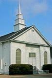 λευκό εκκλησιών Στοκ φωτογραφίες με δικαίωμα ελεύθερης χρήσης