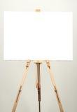 λευκό καμβά Στοκ Φωτογραφίες