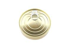λευκό κασσίτερου μετάλ& στοκ εικόνα