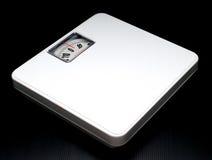 λευκό κλίμακας Στοκ εικόνες με δικαίωμα ελεύθερης χρήσης