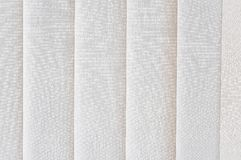 λευκό κουρτινών Στοκ φωτογραφίες με δικαίωμα ελεύθερης χρήσης