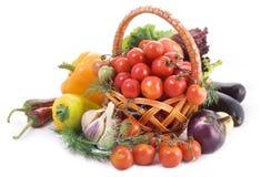 λευκό λαχανικών ανασκόπη&si Στοκ φωτογραφίες με δικαίωμα ελεύθερης χρήσης