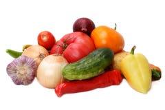 λευκό λαχανικών Στοκ Εικόνες