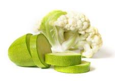 λευκό λαχανικών Στοκ εικόνα με δικαίωμα ελεύθερης χρήσης