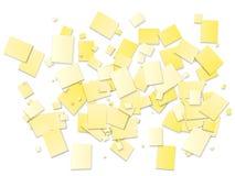 λευκό ορθογωνίων ανασκόπησης Στοκ Εικόνες
