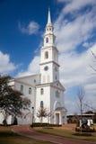 λευκό παρεκκλησιών Στοκ Εικόνες