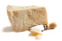 λευκό παρμεζάνας τυριών Στοκ Εικόνα
