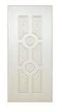 λευκό πορτών Στοκ εικόνα με δικαίωμα ελεύθερης χρήσης