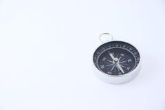 λευκό πυξίδων ανασκόπηση&sig Στοκ εικόνες με δικαίωμα ελεύθερης χρήσης