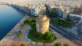 λευκό πύργων Θεσσαλονίκ