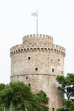 λευκό πύργων Στοκ Φωτογραφία