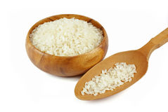 λευκό ρυζιού Στοκ Εικόνα