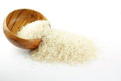 λευκό ρυζιού Στοκ εικόνα με δικαίωμα ελεύθερης χρήσης