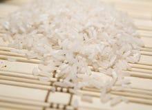 λευκό ρυζιού Στοκ Εικόνες