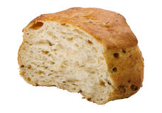 λευκό σίτου ψωμιού Στοκ Εικόνες