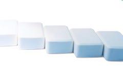 λευκό σαπουνιών φύσης αν&alph Στοκ Φωτογραφία