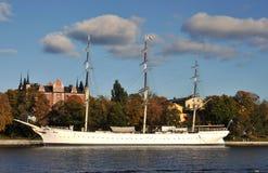 λευκό σκαφών Στοκ φωτογραφίες με δικαίωμα ελεύθερης χρήσης