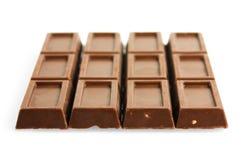 λευκό σοκολάτας ράβδων Στοκ εικόνα με δικαίωμα ελεύθερης χρήσης