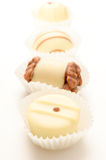λευκό σοκολάτας Στοκ Εικόνες