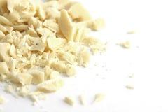 λευκό σοκολάτας στοκ εικόνα με δικαίωμα ελεύθερης χρήσης