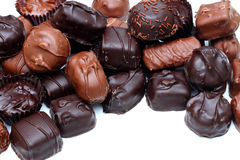 λευκό σοκολατών Στοκ φωτογραφία με δικαίωμα ελεύθερης χρήσης