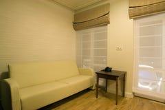 λευκό συνεδρίασης δωμα Στοκ Εικόνες