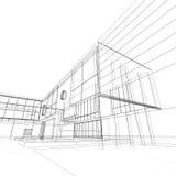 λευκό σχεδιαγραμμάτων Στοκ εικόνα με δικαίωμα ελεύθερης χρήσης
