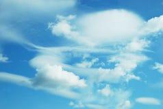 λευκό σύννεφων στοκ φωτογραφία με δικαίωμα ελεύθερης χρήσης