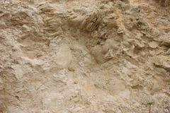 λευκό σύστασης πετρών Στοκ Εικόνες