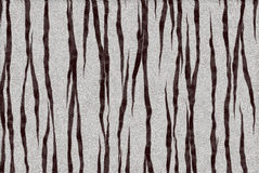 λευκό τιγρών τυπωμένων υλών Στοκ Εικόνα