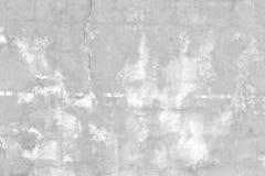 λευκό τοίχων ρωγμών στοκ εικόνες
