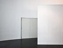 λευκό τοίχων Στοκ Φωτογραφίες