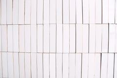 λευκό τουβλότοιχος ανασκόπησης Στοκ φωτογραφίες με δικαίωμα ελεύθερης χρήσης
