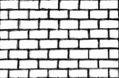 λευκό τουβλότοιχος ελεύθερη απεικόνιση δικαιώματος