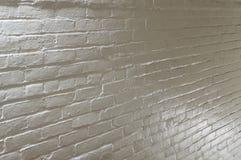 λευκό τουβλότοιχος Στοκ εικόνες με δικαίωμα ελεύθερης χρήσης