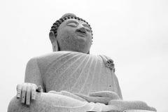 λευκό του Βούδα στοκ εικόνες