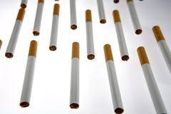 λευκό τσιγάρων Στοκ φωτογραφίες με δικαίωμα ελεύθερης χρήσης
