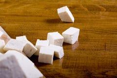λευκό τυριών Στοκ εικόνα με δικαίωμα ελεύθερης χρήσης