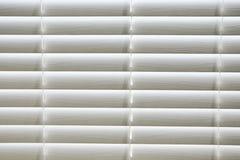 λευκό τυφλών Στοκ Φωτογραφίες