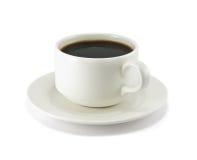 λευκό φλυτζανιών καφέ ανα Στοκ Εικόνα