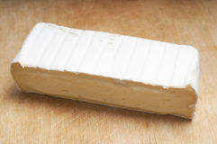 λευκό φορμών τυριών Στοκ Φωτογραφία