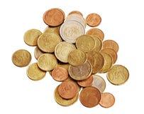 λευκό χρημάτων ανασκόπηση&si Στοκ φωτογραφία με δικαίωμα ελεύθερης χρήσης