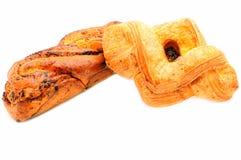 λευκό ψωμιού ανασκόπησης Στοκ Φωτογραφίες