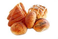 λευκό ψωμιού στοκ φωτογραφία