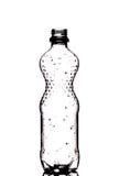 λευκό ύδατος μπουκαλιών Στοκ φωτογραφίες με δικαίωμα ελεύθερης χρήσης